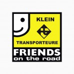 "Aufkleber ""Friends on the road"" Kleintransporteure"