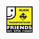 "Aufkleber ""Friends on the road"" Kleintransporteure"