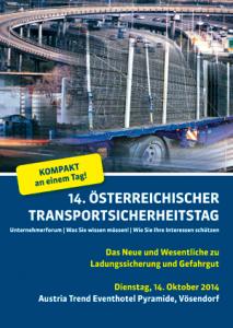 Transportsicherheitstag2014